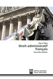 Pierre Tifine - Droit administratif français.