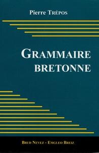 Pierre Trépos - Grammaire bretonne.