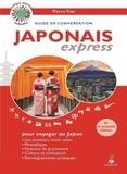Pierre Tuvi - Japonais express - Guide de conversation.