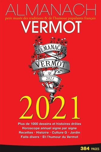 Almanach Vermot  Edition 2021