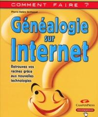 Histoiresdenlire.be Généalogie sur Internet Image