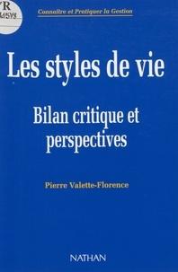Pierre Valette-Florence - .