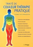 Pierre Van Obberghen - Traité de couleur thérapie pratique.