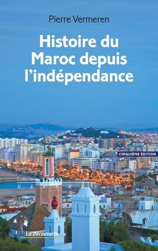 Histoire du Maroc depuis l'indépendance 5e édition
