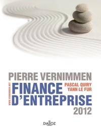 Pierre Vernimmen - Finance d'entreprise 2012.