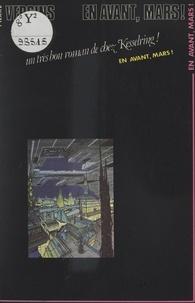 Pierre Versins et Philippe Adamov - En avant, Mars ! - 1951.
