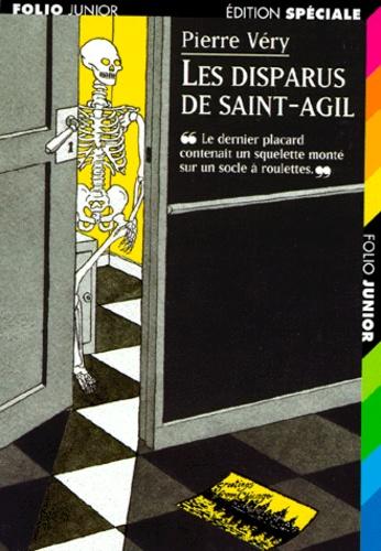 Pierre Véry - Les disparus de Saint-Agil.