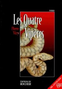 Pierre Véry - Les quatre vipères.