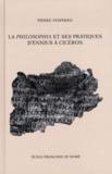 Pierre Vesperini - La philosophia et ses pratiques d'Ennius à Cicéron.