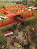Pierre Veys et Carlos Puerta - Baron rouge Tome 3 : Donjons et Dragons.