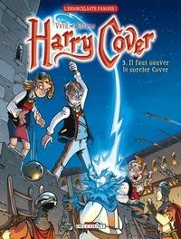 Pierre Veys - Harry Cover Tome 3 : Il faut sauver le sorcier Cover.