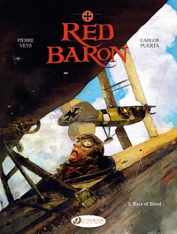 Pierre Veys et Carlos Puerta - Red Baron - Tome 2, Rain of blood.