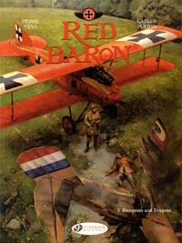Pierre Veys et Carlos Puerta - Red baron - Tome 3, Dungeons and Dragons.