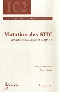 Pierre Vialle - Mutation des STIC - Acteurs, ressources et activités.