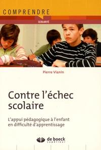 Contre léchec scolaire - Lappui pédagogique à lenfant en difficulté dapprentissage.pdf