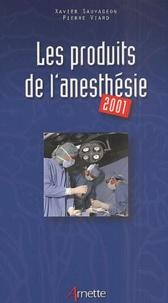 Openwetlab.it Les produits de l'anesthésie. Edition 2001 Image