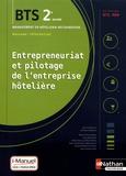 Pierre Villemain - Entrepreneuriat et pilotage de l'entreprise hôtelière BTS MHR 2e année.