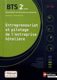 Téléchargement de livres gratuits pour kindle Entrepreneuriat et pilotage de l'entreprise hôtelière BTS MHR 2e année