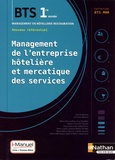 Pierre Villemain - Management de l'entreprise hotelière et mercatique des services BTS MHR 1re année.