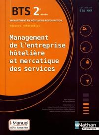 Deedr.fr Management de l'entreprise hôtelière et mercatique des services BTS MHR 2e année Image