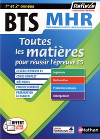 Pierre Villemain - Management en hôtellerie-restauration BTS 1re et 2e année.