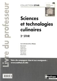 Sciences et technologies culinaires 2de STHR - Livre du professeur.pdf
