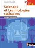 Pierre Villemain - Sciences et technologies culinaires Tle STHR.
