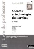 Pierre Villemain - Sciences et technologies des services 2e STHR - Livre du professeur.