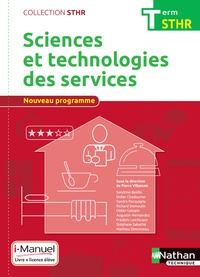 Pierre Villemain - Sciences et technologies des services Tle STHR.