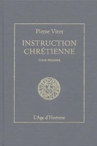 Rhonealpesinfo.fr Instruction chrétienne - Tome 1 Image