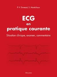 Deedr.fr ECG en pratique courante - Situation clinique, examen, commentaire Image