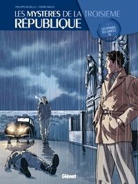 Pierre Wachs et Philippe Richelle - Les mystères de la 3eme République T01.