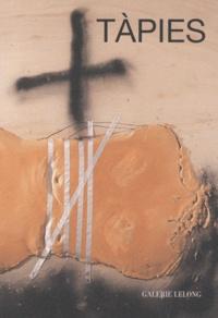 Pierre Wat - Tàpies - Nouvelles peintures.