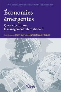 Economies émergentes- Quels enjeux pour le management international ? - Pierre-Xavier Meschi |