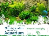 Pierre Yang - Un mini-jardin dans un aquarium.