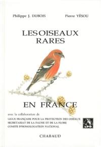 Pierre Yésou et Philippe-Jacques Dubois - .