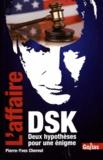 Pierre-Yves Chereul - L'affaire DSK : deux hypothèses pour une énigme.