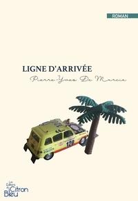 Pierre-Yves De Murcia - Ligne d'arrivée.