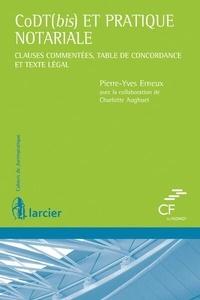 Pierre-Yves Erneux - Le notaire dans la pratique du droit public immobilier.