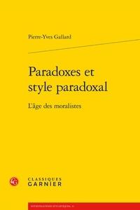 Paradoxes et style paradoxal - Lâge des moralistes.pdf