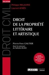 Pierre-Yves Gautier - Droit de la propriété littéraire et artistique.