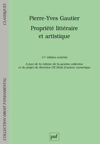 Pierre-Yves Gautier - Propriété littéraire et artistique.