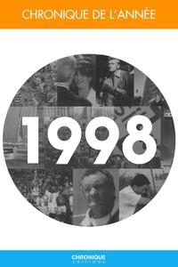 Pierre-Yves Grasset et  Collectif - Chronique de l'année 1998.
