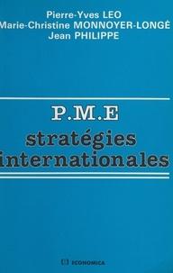 Pierre-Yves Léo et Marie-Christine Monnoyer-Longé - PME, stratégies internationales.