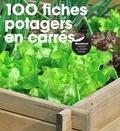 Pierre-Yves Nédélec - 100 fiches potagers en carrés.