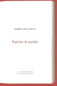 Pierre-Yves Soucy - Reprises de paroles.