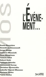 Pierre Zarka et Bénédicte Goussault - L'événement....