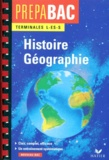 Pierre Zembri et Nicolas Neiertz - Histoire-géographie, terminales L, ES, S.