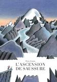 Pierre Zenzius - L'ascension de Saussure.