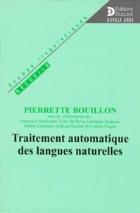 Pierrette Bouillon - .